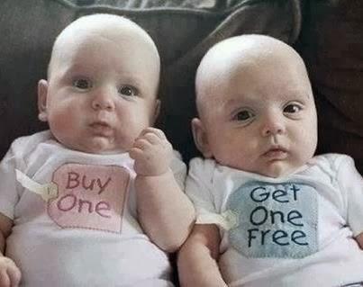 Ser Mãe De Gêmeos é